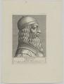 Bildnis des Aristote, Anton Pailler - 1701/1800 (Quelle: Digitaler Portraitindex)