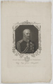 Bildnis Gebhard Leberecht Bl�cher, F�rst von Wahlstatt, Bollinger, Friedrich Wilhelm - 1814 (Quelle: Digitaler Portraitindex)
