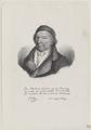 Bildnis Karl August Böttiger, Ludwig Zöllner-1826 (Quelle: Digitaler Portraitindex)