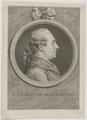 Bildnis Piere Augustin Caron de Beaumarchais, Saint-Aubin, Augustine de - 1773 (Quelle: Digitaler Portraitindex)