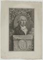 Bildnis Gottfried August B�rger, G ttingen? - um 1800 (Quelle: Digitaler Portraitindex)
