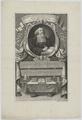 Bildnis Abraham Calov, Jakob von Sandrart-1672 (Quelle: Digitaler Portraitindex)