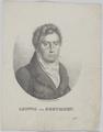 Bildnis des Ludwig von Beethofen, E. P nicke - um 1832 (Quelle: Digitaler Portraitindex)