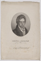 Bildnis Ludwig van Beethoven, Kunike, Adolph Friedrich-nach 1814 (Quelle: Digitaler Portraitindex)