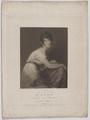 Bildnis der Fanny von Arnstein, Vincenz Georg Kininger-1804 (Quelle: Digitaler Portraitindex)
