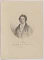 Bildnis des Jean-Pierre Aumer, 1818/1850 (Quelle: Digitaler Portraitindex)