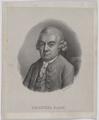 Bildnis des Emanuel Bach, J. Lier - 1830/1875 (Quelle: Digitaler Portraitindex)