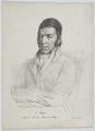 Bildnis des Joseph Bergler, Monogrammist R. S. Pr.-1800/1850 (Quelle: Digitaler Portraitindex)