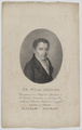 Bildnis des Friedrich Wilhelm Berner, Jean David Gruson - 1801/1848 (Quelle: Digitaler Portraitindex)