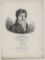 Bildnis des Henri-Montan Berton, Alphonse Boilly - 1816/1867 (Quelle: Digitaler Portraitindex)