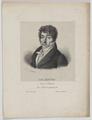 Bildnis des Henri-Montan Berton, Hippolyte-Louis Garnier (ungesichert) - 1823/1828 (Quelle: Digitaler Portraitindex)