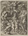 Bildnis des Sigmund von Birken, Georg Christoph Eimmart (der Jüngere)-1618/1658 (Quelle: Digitaler Portraitindex)