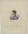 Bildnis des Karl Moritz von Brulie, Eduard Str hling - 1814 (Quelle: Digitaler Portraitindex)