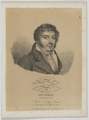 Bildnis des Antoine L�onard de Ch�zy, Boilly, Julien L opold - 1821 (Quelle: Digitaler Portraitindex)