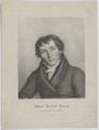 Bildnis des Johann Hermann Clasing, 1811/1850 (Quelle: Digitaler Portraitindex)