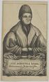 Bildnis des Iohannes Agricola, Monogrammist E A-nach 1550 (Quelle: Digitaler Portraitindex)