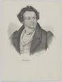 Bildnis des Heinrich Ansch�tz, Kneisel, August - 1826/1850 (Quelle: Digitaler Portraitindex)