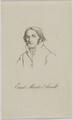 Bildnis des Ernst Moritz Arndt, unbekannter Künstler-1801/1850 (Quelle: Digitaler Portraitindex)