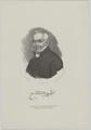 Bildnis des Ernst Moritz Arndt, Fritz Hickmann-um 1850 (Quelle: Digitaler Portraitindex)