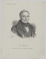 Bildnis des Daniel-François-Esprit Auber, Charles-Henri Aubert-1834/1866 (Quelle: Digitaler Portraitindex)