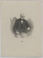 Bildnis des Daniel-Fran�ois-Esprit Auber, Weger, August - 1846/1855 (Quelle: Digitaler Portraitindex)