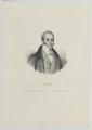 Bildnis des Daniel-François-Esprit Auber, Joseph Lemercier-um 1820 (Quelle: Digitaler Portraitindex)
