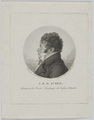 Bildnis des J. B. D. Auber, Antoine Paul Vincent - nach 1829 (Quelle: Digitaler Portraitindex)