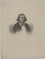 Bildnis des Berthold Auerbach, Weger, August - 1834/1866 (Quelle: Digitaler Portraitindex)