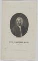 Bildnis des Ioh. Sebastian Bach, Bollinger, Friedrich Wilhelm-1792/1825 (Quelle: Digitaler Portraitindex)