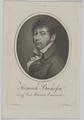 Bildnis des Heinrich Backofen, Bock, Johann Carl - 1806/1811 (Quelle: Digitaler Portraitindex)
