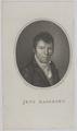 Bildnis des Jens Baggesen, Cornelia Scheffer - 1807 (Quelle: Digitaler Portraitindex)