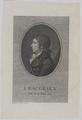 Bildnis des I. Baggesen, Gerhard Ludwig Lahde - um 1885/1890 (Quelle: Digitaler Portraitindex)
