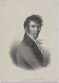 Bildnis des Jens Baggesen, unbekannter K nstler - um 1850 (Quelle: Digitaler Portraitindex)