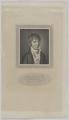 Bildnis des Jens Baggesen, unbekannter K nstler - nach 1805 (Quelle: Digitaler Portraitindex)