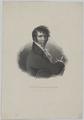 Bildnis des Jens Baggesen, Edvard Lehmann - um 1850 (Quelle: Digitaler Portraitindex)