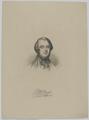 Bildnis des Michael William Balfe, H ssener, Auguste - um 1830/1850 (Quelle: Digitaler Portraitindex)