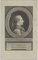 Bildnis des P. A. Caron de Beaumarchais, unbekannter Künstler-1767/1833 (Quelle: Digitaler Portraitindex)