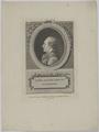 Bildnis des Pierre Augustin Caron de Beaumarchais, Jean Marie Delattre - um 1780 (Quelle: Digitaler Portraitindex)