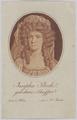 Bildnis der Josepha Beck, Anton Karcher - 1780/1800 (Quelle: Digitaler Portraitindex)