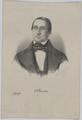 Bildnis des C. F. Becker, Christ. Karl August Schieferdecker-1847 (Quelle: Digitaler Portraitindex)
