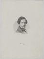 Bildnis des Eduard Julius Friedrich Bendemann, unbekannter Künstler-um 1840/1860 (Quelle: Digitaler Portraitindex)