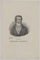 Bildnis des Christian Ernst von Bentzel-Sternau, Ludwig Blau - 1820/1830 (Quelle: Digitaler Portraitindex)