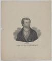 Bildnis des Christian Ernst von Bentzel-Sternau, Ludwig Blau - 1830/1840 (Quelle: Digitaler Portraitindex)