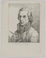 Bildnis des I. Bergler, Joseph Bergler (der Jüngere)-1801/1815 (Quelle: Digitaler Portraitindex)