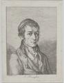 Bildnis des J. Bergler, Franz Christian Waldherr-1813 (Quelle: Digitaler Portraitindex)