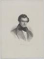 Bildnis des Charles-Auguste de Beriot, unbekannter Künstler-1830/1840 (Quelle: Digitaler Portraitindex)