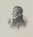 Bildnis des Friedrich Jonas Beschort, unbekannter Künstler-1834/1866 (Quelle: Digitaler Portraitindex)