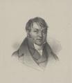 Bildnis des Heinrich Eduard Bethmann, unbekannter Künstler-1801/1850 (Quelle: Digitaler Portraitindex)