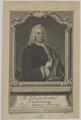 Bildnis des Johann Gottlieb Bidermann, Sysang, Johann Christoph - vor 1757 (Quelle: Digitaler Portraitindex)