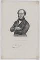 Bildnis des Jeremias Gotthelf, Carel Christiaan Anthony Last - 1843/1887 (Quelle: Digitaler Portraitindex)